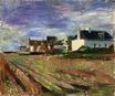 Farms in Brittany, Belle Ile 1897