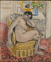 Nude in an Armchair 1920