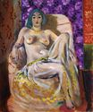Seated Odalisque 1922
