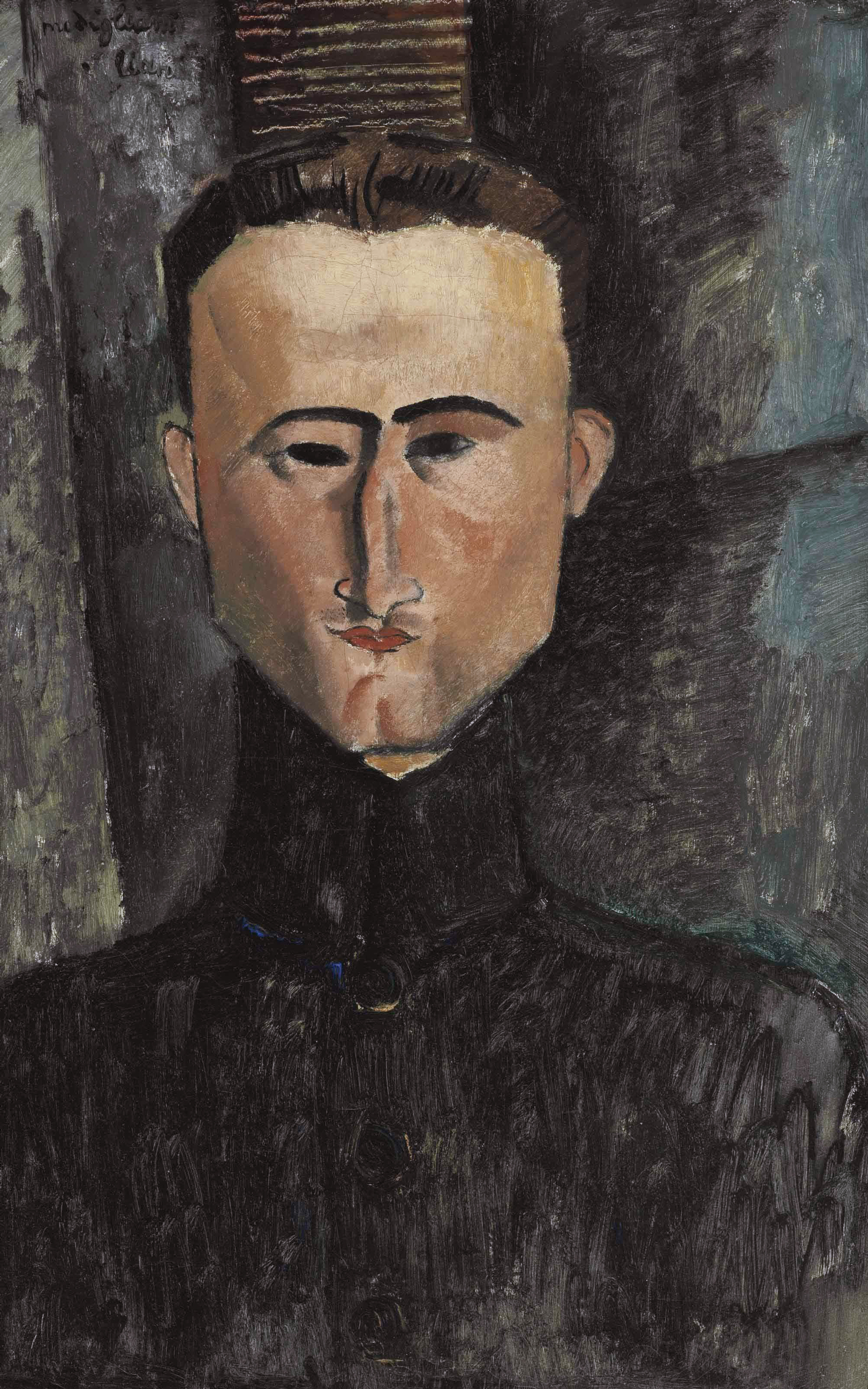 Amedeo Modigliani - Andre Rouveyre 1915