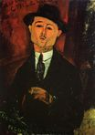 Amedeo Modigliani - Paul Guillaume, Novo Pilota 1915