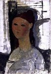 Amedeo Modigliani - Portrait of a Young Woman, Seated 1915