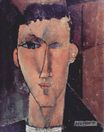 Amedeo Modigliani - Portrait of Raymond 1915