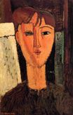 Amedeo Modigliani - Raimondo 1915