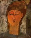 Amedeo Modigliani - The Fat Child 1915