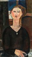 Amedeo Modigliani - Antonia 1915