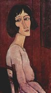 Amedeo Modigliani - Portrait of Margarita 1916