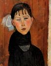 Amedeo Modigliani - Marie, daughter of the People 1918