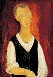 Amedeo Modigliani - Young Farmer 1918