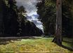 Claude Monet - The Pave de Chailly in the Fontainbleau Forest 1865