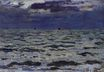 Claude Monet - Seascape 1866