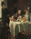 Claude Monet - The Luncheon 1868