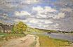 Claude Monet - The Estuary of the Siene 1868
