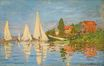 Claude Monet - Regatta at Argenteuil 1872