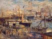 Claude Monet - The Grand Dock at Le Havre 1872