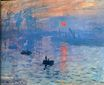 Claude Monet - Impression, sunrise 1873