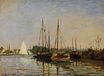 Claude Monet - Pleasure Boats, Argenteuil 1873