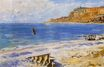 Claude Monet - Sailing At Sainte Adresse 1873