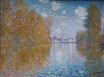 Claude Monet - Autumn Effect at Argenteuil 1873