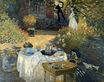 Claude Monet - The Luncheon 1873