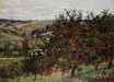 Claude Monet - Apple Trees near Vetheuil 1878