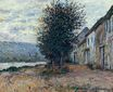 Claude Monet - The Banks of the Seine 1878