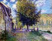 Claude Monet - Banks of the Seine at Lavacourt 1878