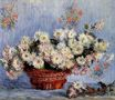 Claude Monet - Chrysanthemums 1878