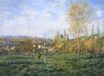 Claude Monet - Springtime in Vetheuil 1880