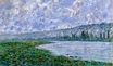 Claude Monet - The Seine and the Chaantemesle 1880