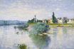 Claude Monet - The Seine at Lavacourt 1880