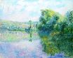 Claude Monet - The Siene at Vetheuil 1880