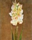 Claude Monet - Gladiolus 1881
