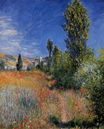 Claude Monet - Landscape on the Ile Saint-Martin 1881