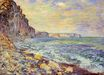 Claude Monet - Morning by the Sea 1881