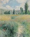 Claude Monet - Path on the Island of Saint Martin, Vetheuil 1881