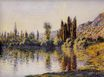 Claude Monet - The Seine at Vetheuil 1881