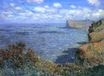 Claude Monet - View Taken from Greinval 1881