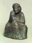 Seated woman 1902