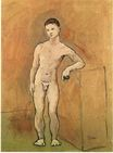 Nude Youth 1906