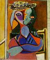 Femme assise. Seated Woman 1936