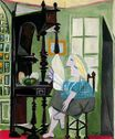 Woman by the dresser 1936
