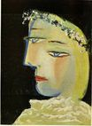 Portrait of Marie-Therese 1937