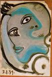 Head of a woman 1939