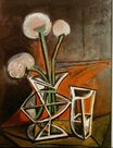 Vase with flowers 1943