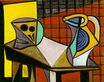 Crane and pitcher 1945