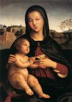 Raphael - Madonna and Child 1503