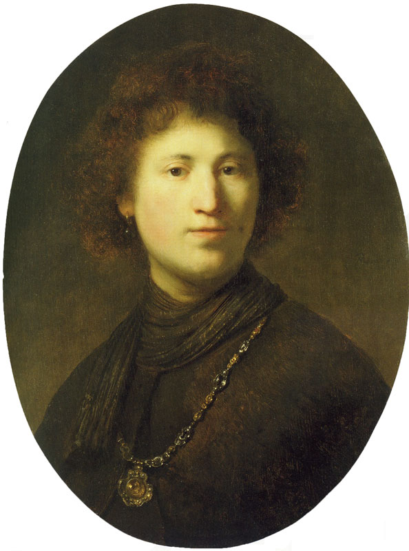 Rembrandt van Rijn - Portrait of a Young Man 1629-1632