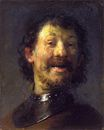 Rembrandt van Rijn - The Laughing Man 1629-1630