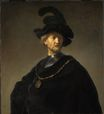 Rembrandt van Rijn - Old Man with a Gold Chain 1631
